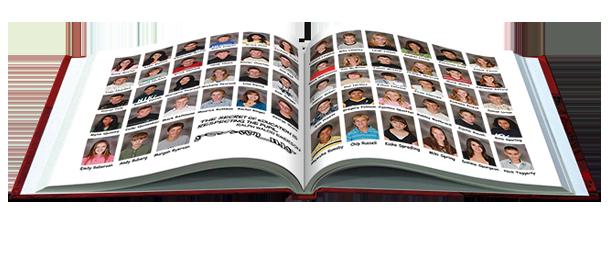 Professional Yearbook Design
